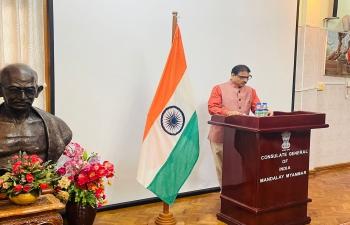 भारतीय कोंसुलावास मांडले में 14 सितंबर 2021 को हिंदी दिवस मनाया गया। कोंसुलावास के अधिकारियों ने हिंदी को बढ़ावा देने का संकल्प लिया। हिंदी के प्रचार-प्रसार के लिए कोंसुलावास द्वारा आयोजित विभिन्न प्रतियोगिताओं के लिए पुरस्कार वितरित किए गए।जय राजभाषा! जय हिंद !