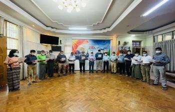 Integrity Pledge - Observance of Vigilance Awareness Week 2021